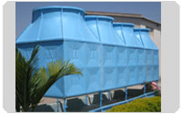 cooling towers fan manufacturer